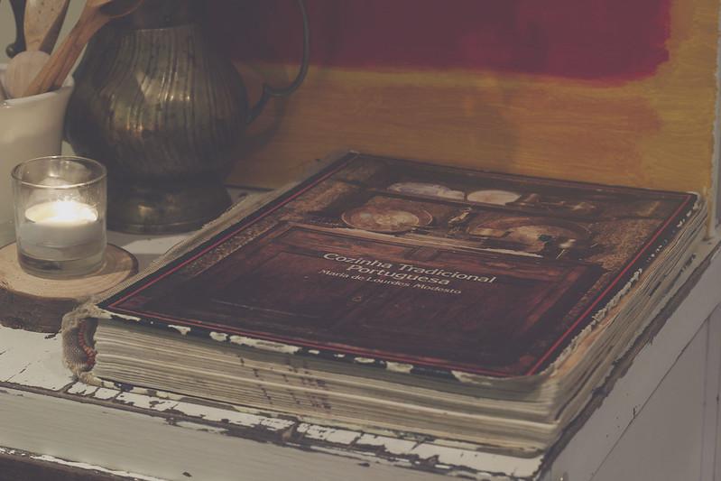 Portuguese Recipe Book