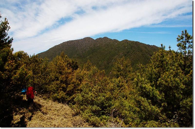 內嶺爾山(From 2901峰)