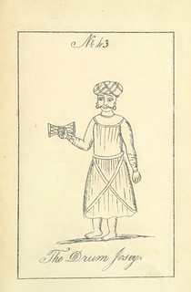 Image taken from page 127 of 'A Digest of the different castes of the Southern Division of Southern India. With description of their habits, customs [and 50 lithographed plates], etc. no. 1'