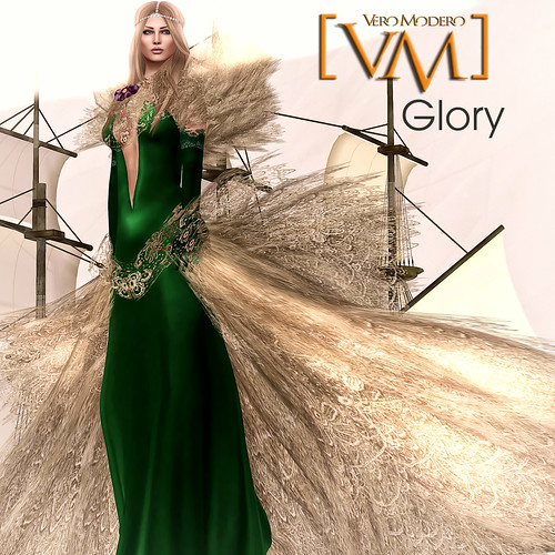 [VM] VERO MODERO  Glory Gown