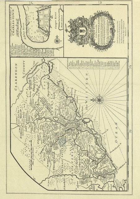 Image taken from page 17 of 'The History of South Carolina under the Proprietary Government, 1670-1719'