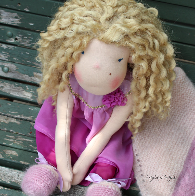 "Maggie, 23"" Angelique Angels Doll"