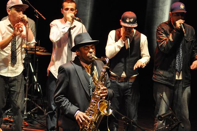 Archie Shepp & Under Kontrol (Jazz & Blues Masters) by Pirlouiiiit 07122013