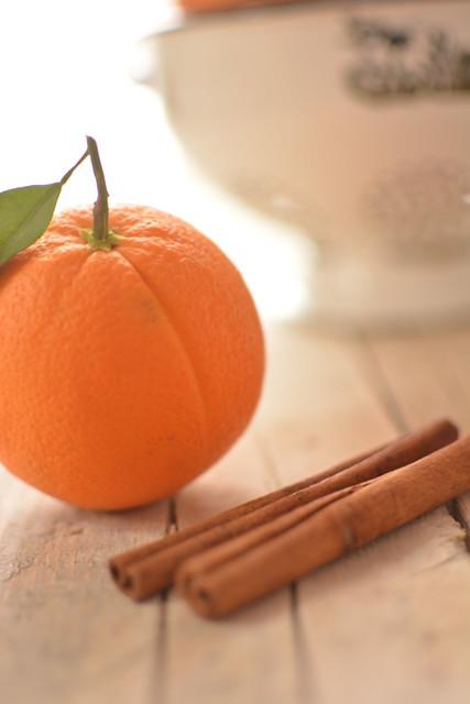 Brioche Francese all'Arancia e Noci con Crema al Limone, Fichi e Zenzero