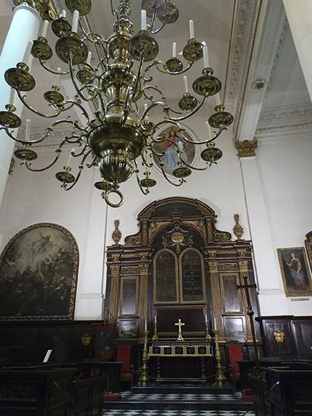 intérieur saint martin within ludgate