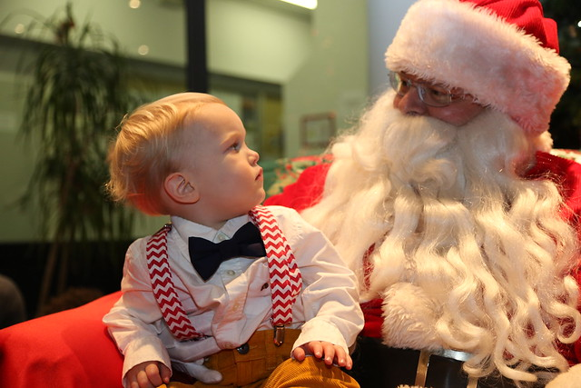 Annual Santa Photo