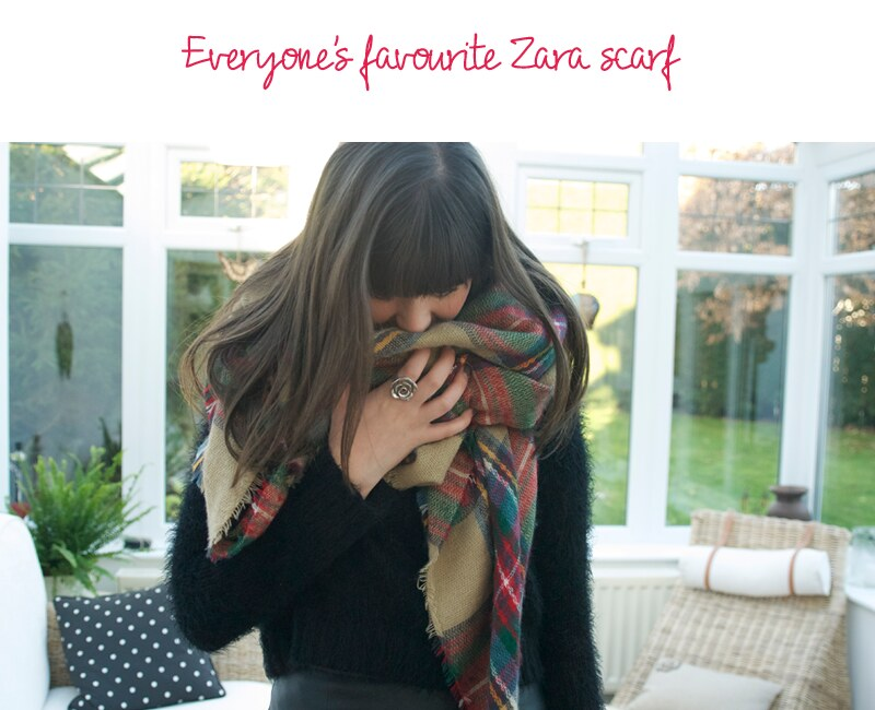 zara-plaid-scarf-aw13