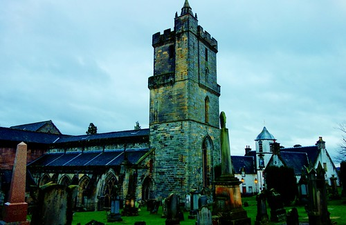 Church of Holy Rude, Stirling, Scotland