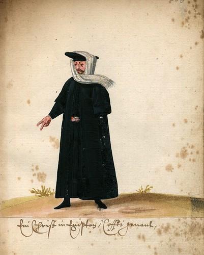 006-Cristiano Copto-Türkisches Manierenbuch-1595- ORKA Open Repository Kassel