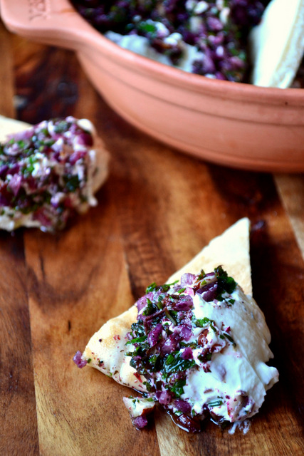 Labneh with Sumac Recipe (1)