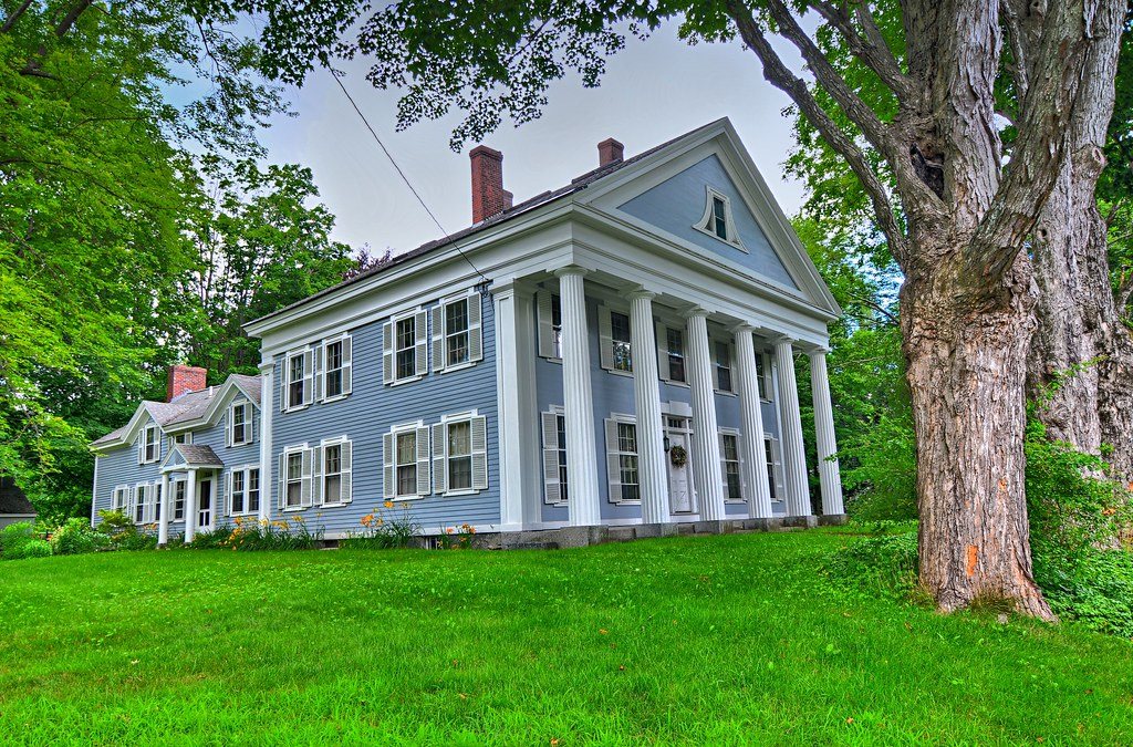 Hapgood, Seth House - Petersham Common Historic District - Petersham MA