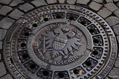 manhole, cologne