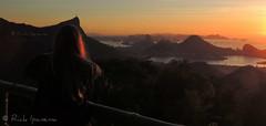 Como todo dia nasce, novo em cada amanhecer - Dawn - Vista Chinesa - Rio de Janeiro
