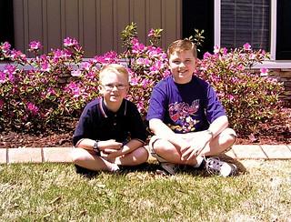 Brady and Cody