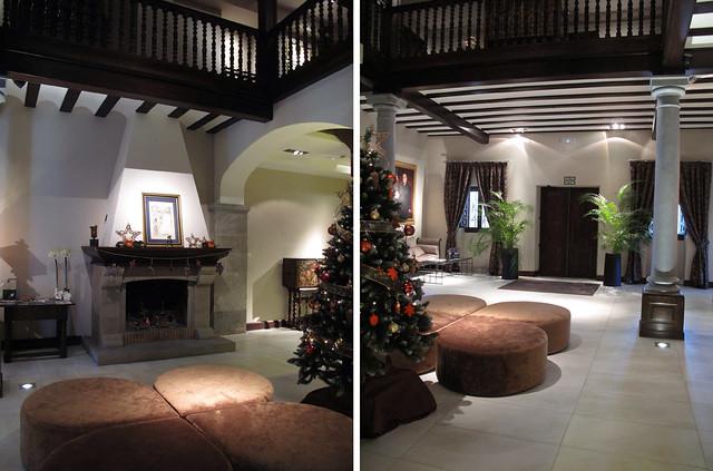 iriarte jauregi hotel_atrio_decoracion_becara