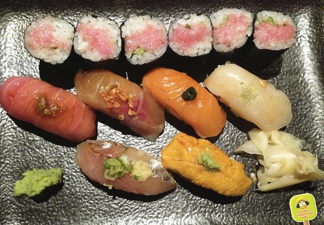 sushi yasaka - mini omakase 2