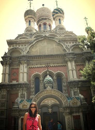 Sanremo-igreja ortodoxa
