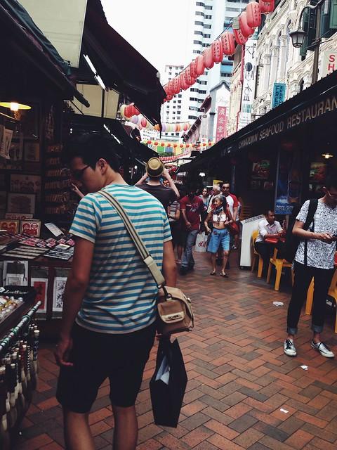 Singapore & KL via vscocam