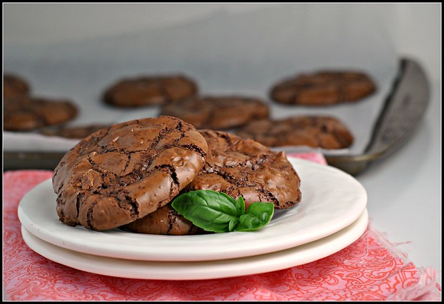 Chocolate Brownie Cookies 2