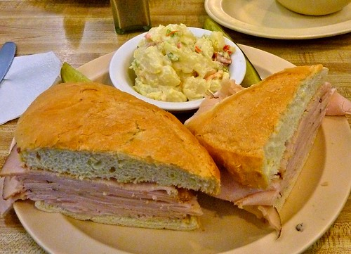 Marv's Deli Sandwich - Photo by Keith Valcourt