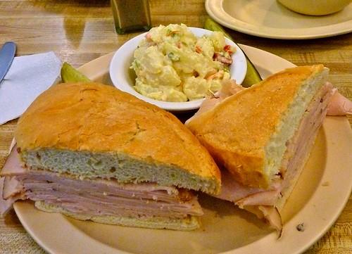 Marv's Deli Sandwich - Photo by Keith Valcourt