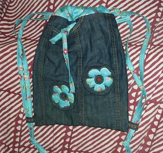backpack for a little girl