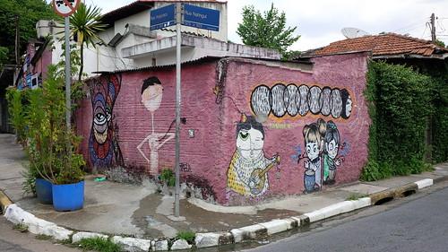 Sola, Magrela, Tikka, Artist? (vila madalena, são paulo, brasil, fev 2014)