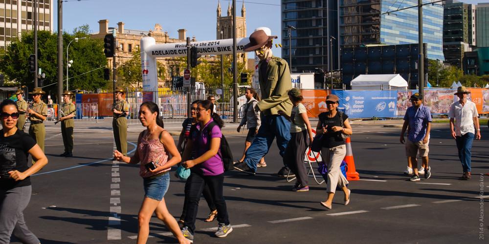 2014 Australia Day City - Parade!