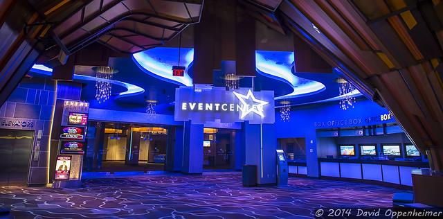 Harrahs casino cherokee nc events