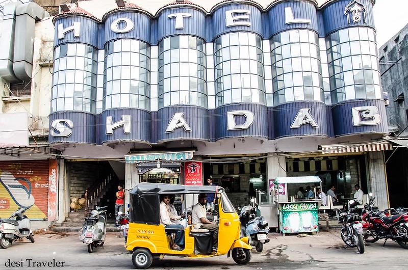 hotel shadab medina