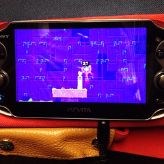 FEZ on PS Vita