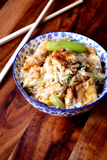 Egg Fried Rice Recipe (4)