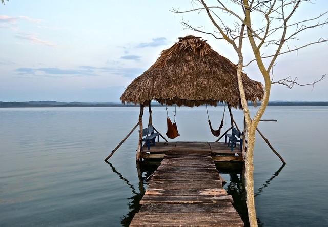 gringo perdido private docks el remate guatemala