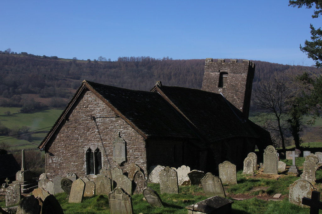 hatterrall hill, cwmyoy, black mountains, offas dyke