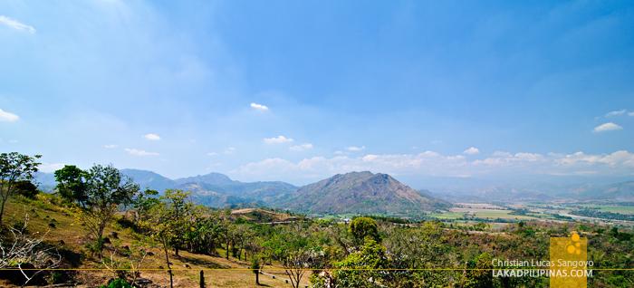 View from the Monasterio de Tarlac