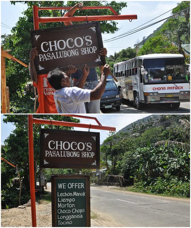 Choco's Pasalubong Shop
