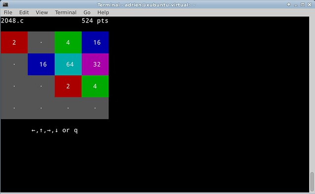 What are games to play from a Linux terminal? - Xmodulo