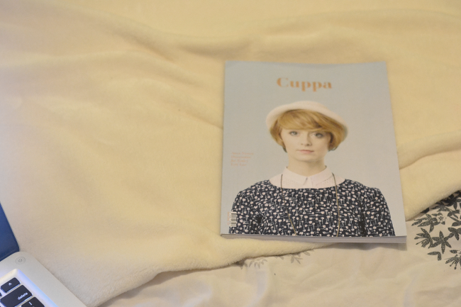 Daisybutter - UK Style and Fashion Blog: Cuppa magazine