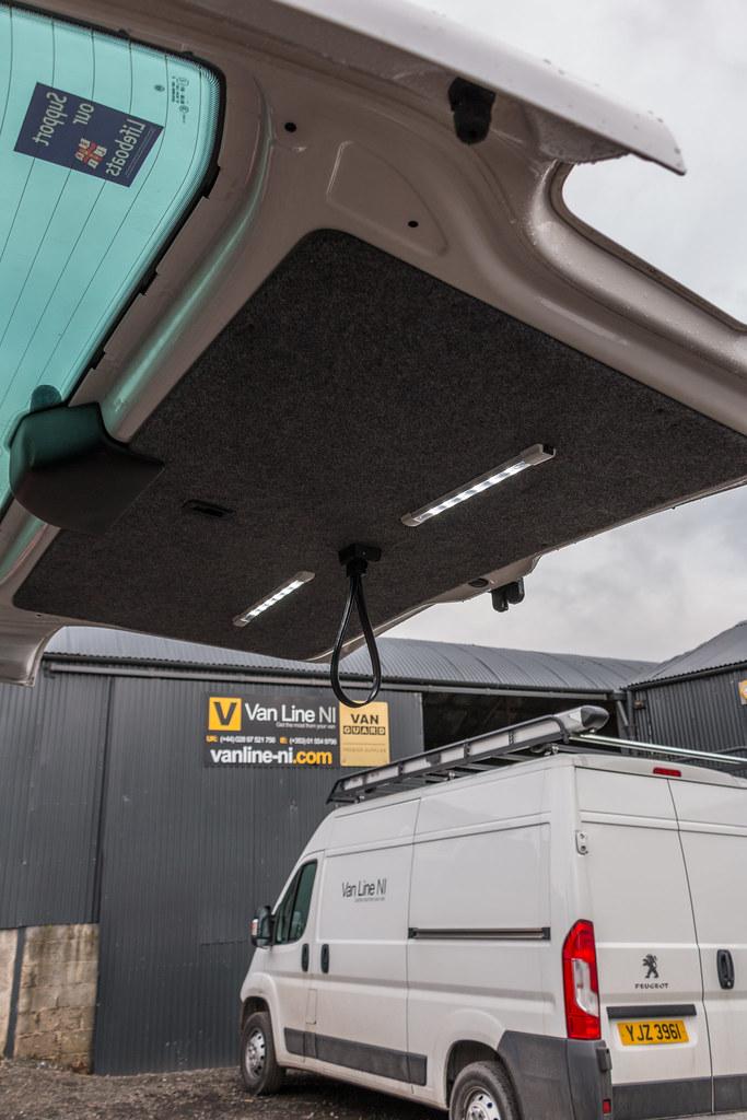 88849dd958 by Van Line NI · VW Transporter T5 - Carpet Lining   LED Lights-7