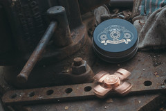 Spinetic Copper X Fidget Spinner