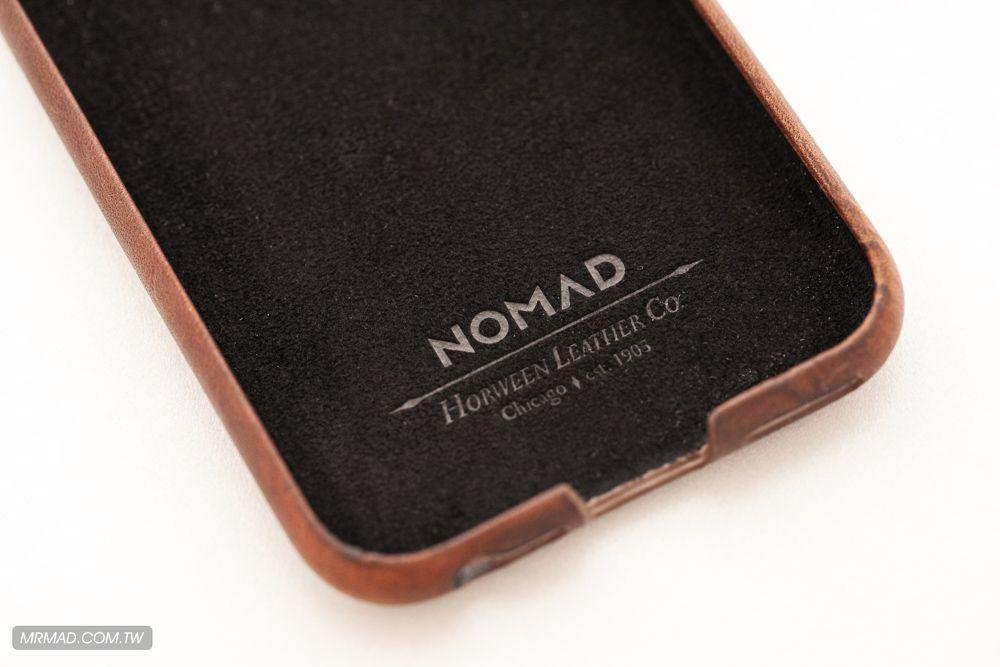 知名 NOMAD 品牌 Leather Case for iPhone 皮革保護殼開箱