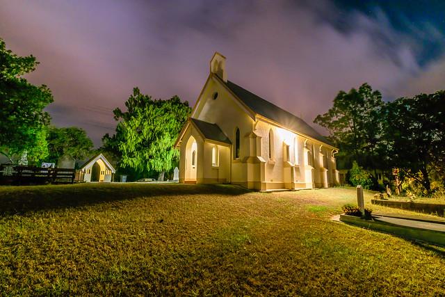 St Matthews Church, Grovely