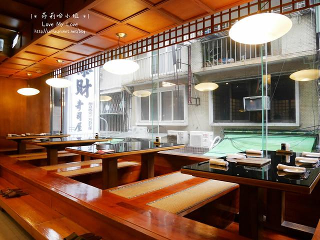 台北車站西門町附近美食餐廳添財日本料理 (5)