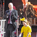 Small photo of Agent 47 (Hitman) and Pikachu