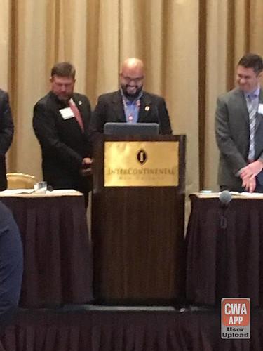 2017 CWA District 3 Meeting