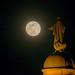 Lluna plena Vilafranca de Bonany