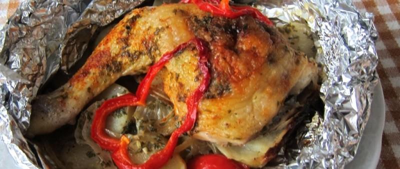 Bacha na alobal aneb Proč není dobrý nápad vařit jídlo v alobalu