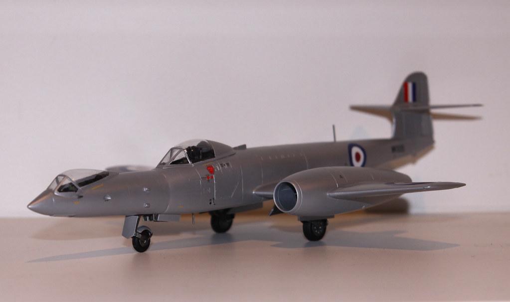 1/48 Prone pilot Meteor