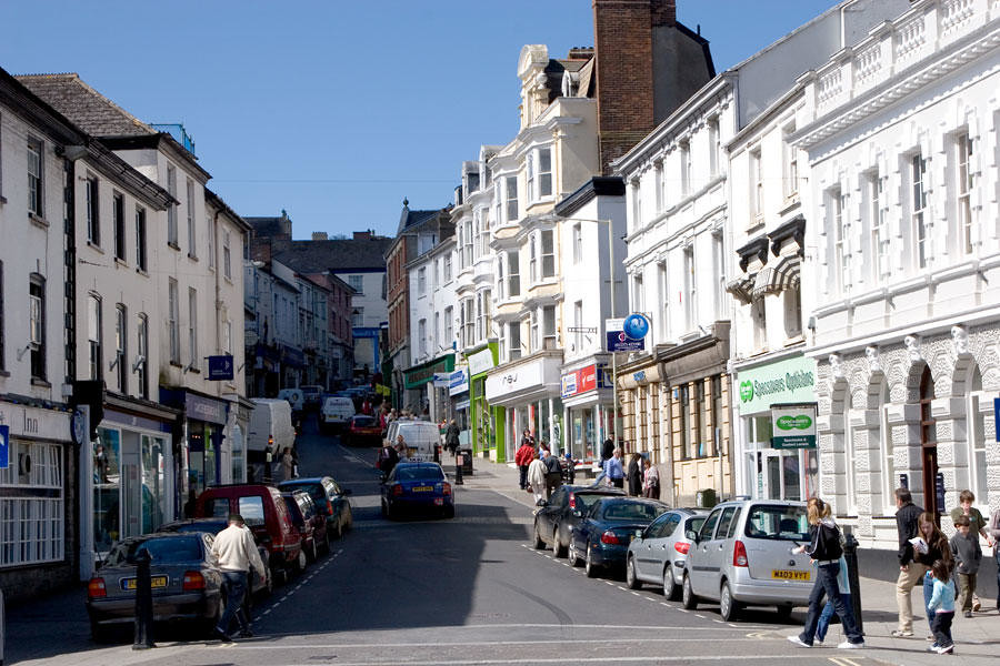 bideford-high-street