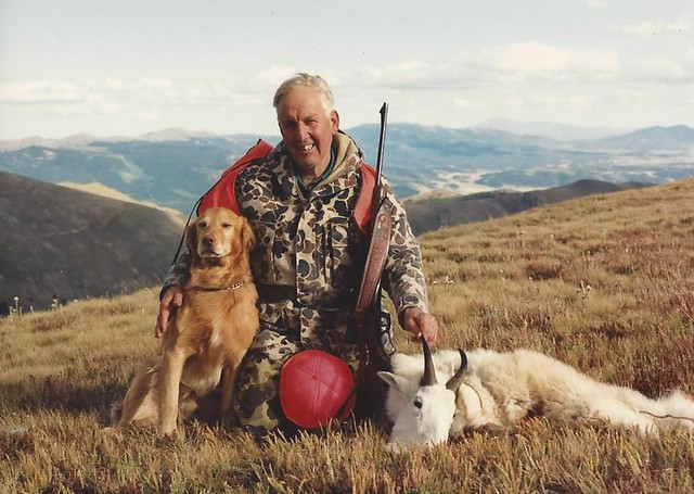 Is hunting big game accompanied by a dog legal?